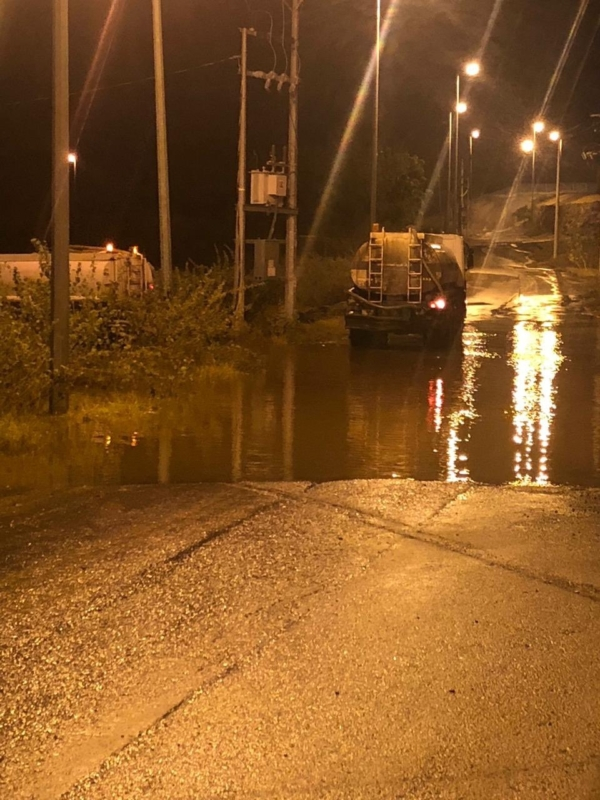 صور.. الأمطار تغسل المجاردة.. والمدني: ابتعدوا عن الكهرباء والمياه - المواطن