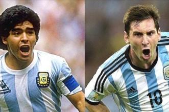 مارادونا: ميسي يدخل دورة المياه 20 مرة فكيف يكون قائدًا! - المواطن