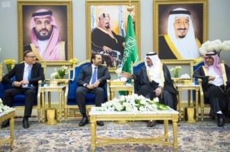 سعد الحريري يصل الرياض للمشاركة في دافوس الصحراء - المواطن