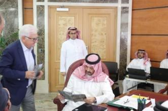 تركي بن طلال يشدد على هوية المنطقة في تنفيذ مشاريع عسير - المواطن
