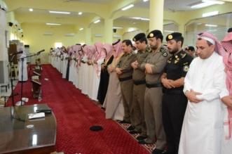 صور مؤثرة من تشييع شهيد الواجب الجندي آل سعيد في محايل - المواطن