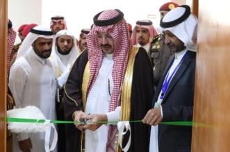 صور.. تركي بن طلال يزور الحرجة ويقف على عدد من المشروعات التنموية - المواطن