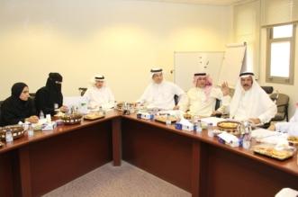 صور.. هيئة الصحفيين تناقش مشروع اتفاقية مع نادي جدة - المواطن