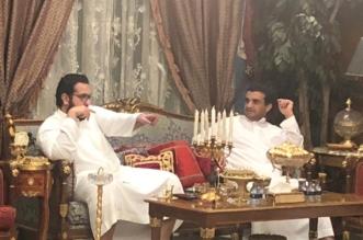 الخيبري وغالب والفريدي على طاولة اجتماع آل سويلم والبلطان - المواطن