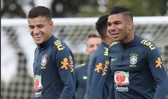 لندن تحتضن تدريب البرازيل استعداداً للسعودية