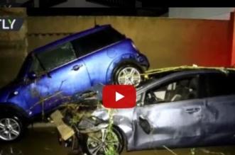 فيديو.. ارتفاع ضحايا فيضانات مايوركا إلى 12 قتيلاً - المواطن