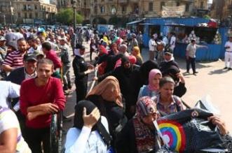 طوابير البطاطس في مصر تصل وزارة الداخلية - المواطن