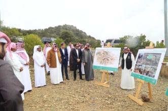 بتوجيه ولي العهد.. تركي بن طلال يترأس الاجتماع الأول لتأسيسية تطوير وادي أبها - المواطن