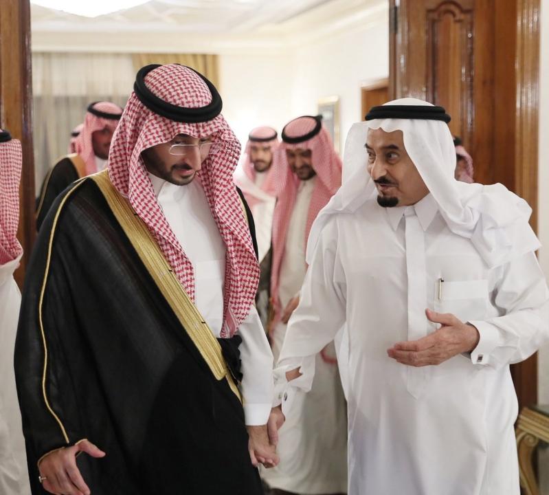 عبدالله بن بندر يعزي في وفاة شقيقة الأمير فيصل بن تركي بن عبدالله صحيفة المواطن الإلكترونية