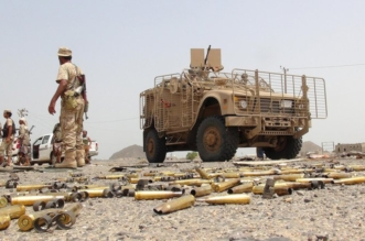 مقتل 17 عنصراً من الميليشيا الحوثية في البيضاء - المواطن