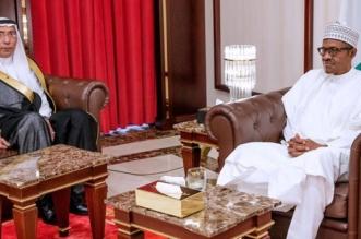 سفير المملكة لدى نيجيريا يسلم أوراق اعتماده للرئيس النيجيري - المواطن