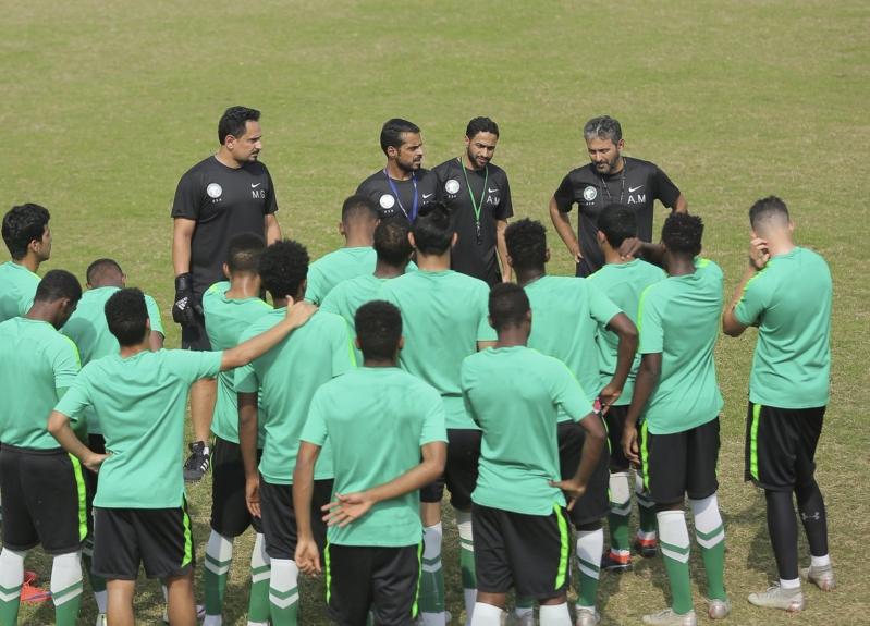 23 لاعبًا في قائمة شباب الأخضر للبطولة الآسيوية