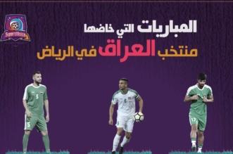 العراق متشوق لانتصاره الثامن في الرياض - المواطن