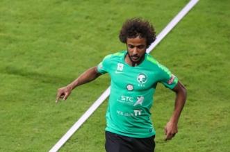 الشد يُجبر ياسر الشهراني على مغادرة مباراة العراق - المواطن