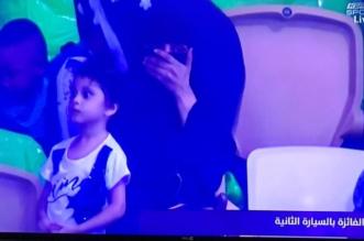 بعد فوزها بالسيارة .. آل الشيخ: فرحة بنت بلدنا بالدنيا .. والفراج: تسلم أبا ناصر - المواطن