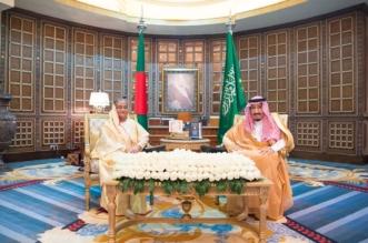 الملك يبحث تعزيز العلاقات الثنائية مع رئيسة وزراء بنجلاديش - المواطن