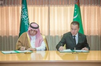 القصبي يبحث مع رئيس تركمانستان تعزيز العلاقات الاقتصادية بين البلدين - المواطن