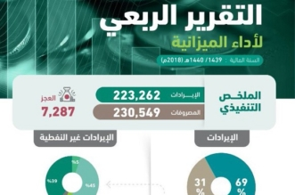 المالية: الإيرادات الحكومية ترتفع إلى 223.3 مليار ريال في الربع الثالث - المواطن