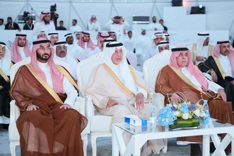 شاهد بالصور.. خالد الفيصل يفتتح ملتقى بيبان مكة في نسخته الرابعة - المواطن