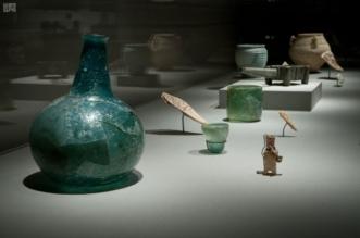 466 قطعة أثرية تعكس حضارات الجزيرة العربية بمعرض روائع آثار المملكة - المواطن