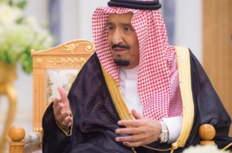 خادم الحرمين يتسلم رسالة من الرئيس المصري - المواطن