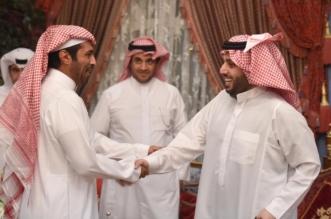 لتصميم الملاعب الجديدة .. آل الشيخ يجتمع برؤساء الأندية في لقاء مثمر - المواطن