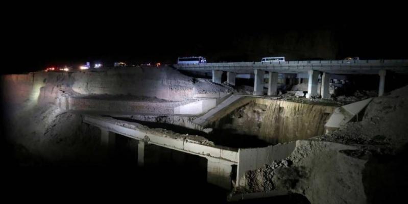 غرق عقيد شرطة يرفع ضحايا سيول الأردن إلى 20 قتيلًا