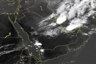 سحب الكسير تُزيّن سماء الخليج العربي - المواطن