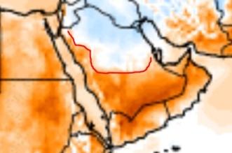 هذه المحافظة سجلت أقل درجة حرارة في المملكة - المواطن