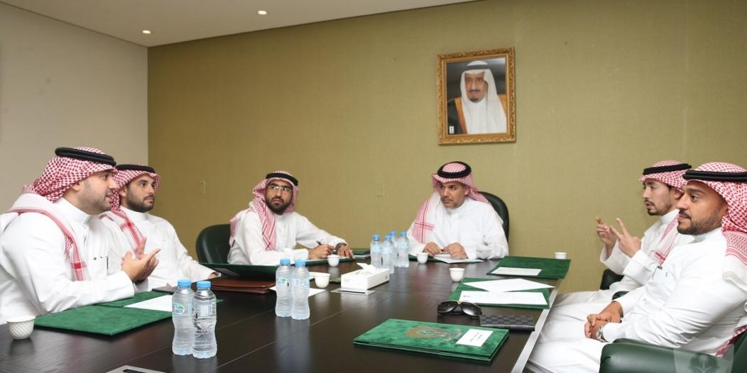 إدارة النفيعي تُناقش الملفات المهمة في اجتماعها الخامس
