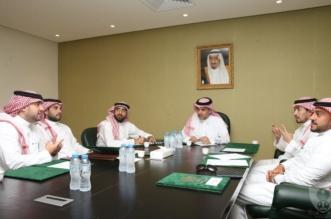 إدارة النفيعي تُناقش الملفات المهمة في اجتماعها الخامس - المواطن