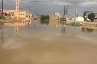 صور.. الأمطار تحاصر قرية الحوراني والأهالي: نطالب بالسفلتة من 10 سنوات - المواطن