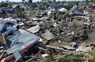 1407 قتلى حصيلة زلزال وتسونامي إندونيسيا - المواطن
