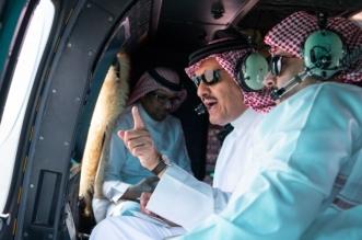 سلطان بن سلمان من رجال ألمع : المملكة ألقت بثقلها لتكون وجهة سياحية مميزة - المواطن