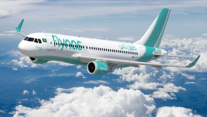 طيران ناس يطلق رحلات مباشرة من الدمام إلى دبي وعرعر