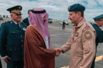قائد القوات الجوية يرعى اختتام المناورات الجوية السعودية التونسية المشتركة - المواطن