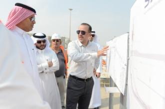 العامودي يشدد على إنهاء مشروع سكة حديد الجبيل الصناعية في موعده - المواطن