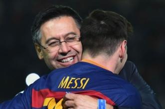 رئيس برشلونة عن ميسي: أهم لاعب في العالم سيغيب عنا - المواطن