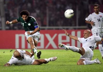مباريات السعودية والعراق .. لا تعرف التعادل في آخر 8 مواجهات