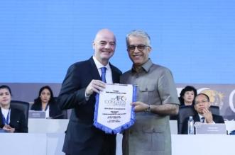 اتحاد القدم الآسيوي يدعم فيفا لإصدار مسابقات جديدة - المواطن