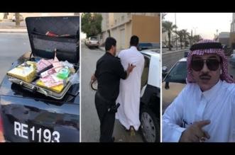 فيديو.. لحظة القبض على معالج شعبي امتھن الحجامة بدون ترخيص - المواطن