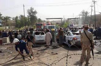 13 قتيلاً ومصاباً بتفجير استهدف زواراً شيعة في ديالي العراقية - المواطن