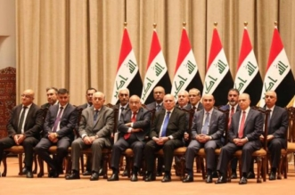 البرلمان العراقي يوافق على 14 وزيرًا وعبدالمهدي يؤدي اليمين - المواطن