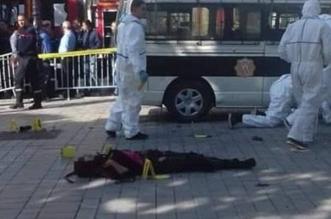 فيديو وصور.. أصيلة إرهابية ثلاثينية فجرت نفسها فأصابت 8 جنود في تونس - المواطن