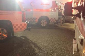 صور.. 11 حالة اختناق في حريق شقة سكنية بجدة - المواطن