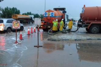 2200 مهندس ومشرف وعامل لمعالجة مياه أمطار وسيول الرياض - المواطن