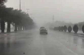 تحذيرات لأهالي المدينة من التقلبات الجوية - المواطن