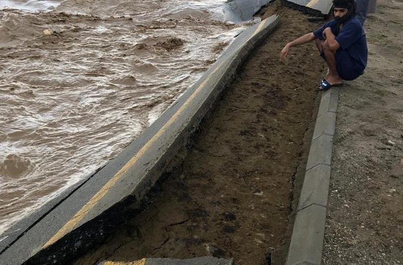 36 وايت شفط لمواجهة أمطار مكة المكرمة والأوضاع تعود لطبيعتها