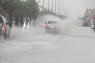 خميس مثير للأتربة وممطر على 6 مناطق - المواطن