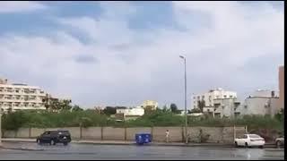 فيديو غريب.. شعار المملكة يظهر في السحب بعد الأمطار! - المواطن